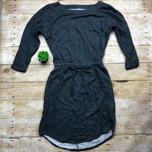 Sweatshirt Dress XS Grey A1